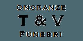 ONORANZE FUNEBRI T&V - logo
