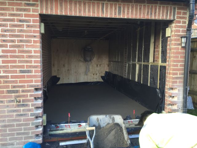 Garage conversion specialists east sussex