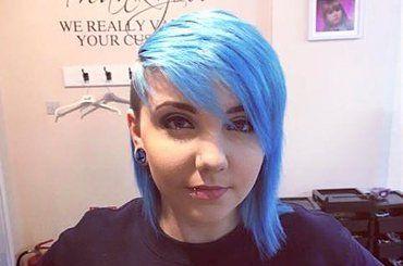 Expert hair colouring