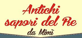 ANTICHI SAPORI DEL RE DA MIMI' - LOGO