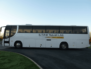 Hen party coach hire