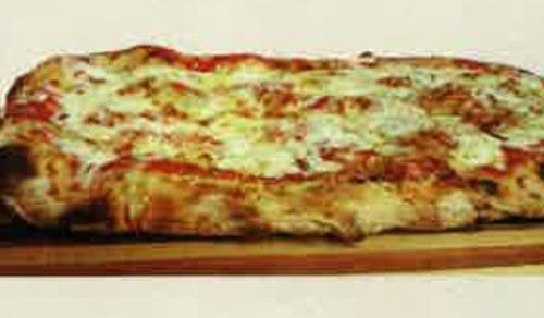 pizza al metro margherita