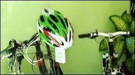 caschetti da ciclismo