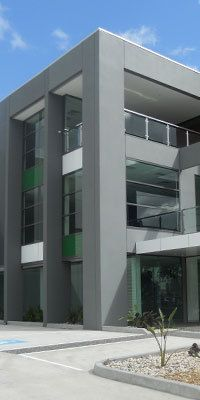 HIgh quality work for commercial building