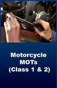 Motorcycle testing - London, Tooting - The Tooting Motorcycle MOT Test Centre - Motorcycle repairs