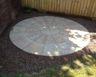 designer work in gardens