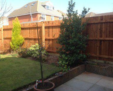Excellent garden fences