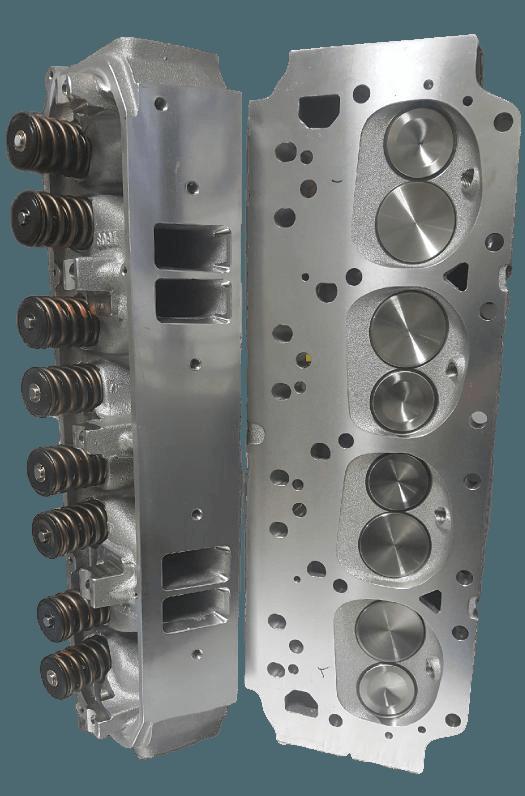 Mopar EQ Cylinder Heads
