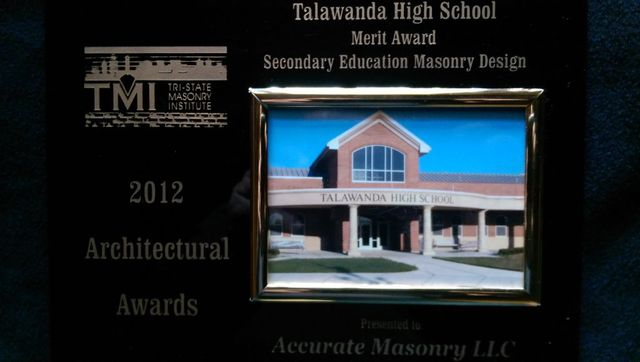 talawanda high school award