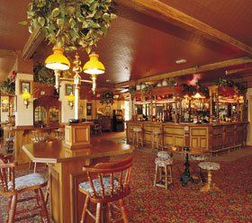 Public house - Shepherd's Bush, London  - The White Horse - Bar
