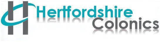 Hertfordshire Colonics logo