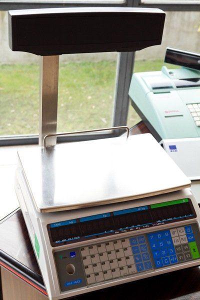 bilance multifunzione, bilance per esercizi commerciali, bilance con stampante