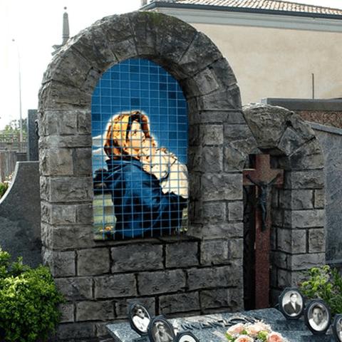 vetrata religiosa
