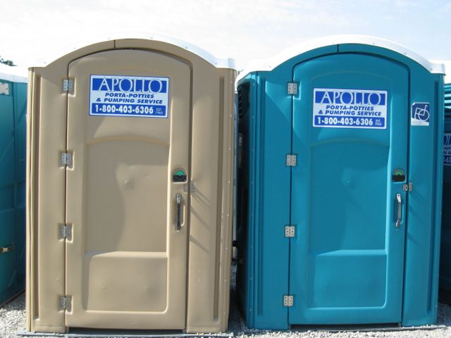 male and female toilet rentals in Mexico, MO