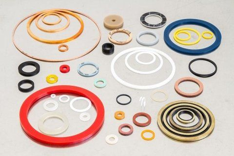 flat gaskets and washers