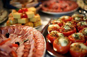 Gastronomia per catering