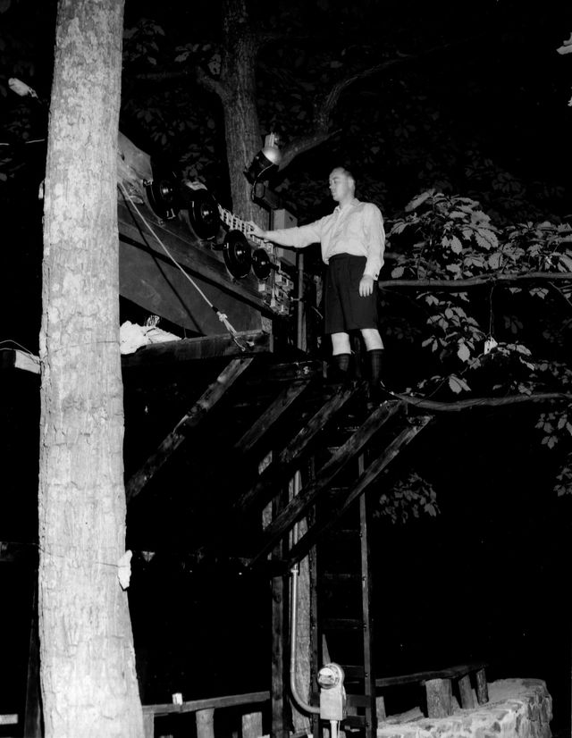 History - Oak Grove Theater - Playing in the Woods since 1954