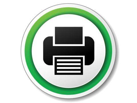 icona della stampante