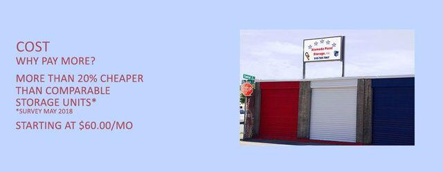 Slide title & Vehicle Storage | Alameda CA | Alameda Point Storage Inc.