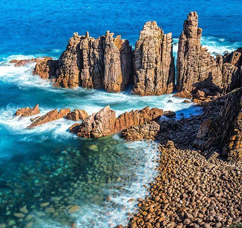 Visit beautiful surrounding of Phillip island