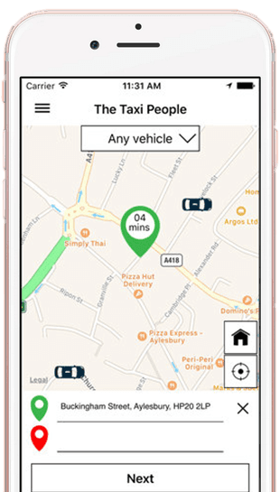 Taxi near me in Aylesbury, Tring, Wendover and Buckinghamshire