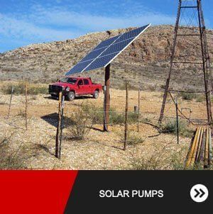 Solar Pumps Fort Stockton, TX