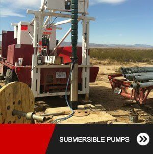 Submersible Pumps Fort Stockton, TX