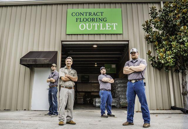 Contract Flooring Chattanooga, TN