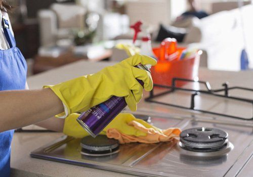 domestic cleaning solutions
