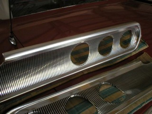 Dave Kosmann Trim Restoration 1960 Impala Chevrolet