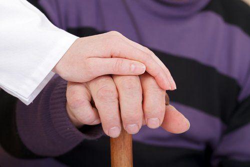assistenza anziani presso casa di riposo Madonna del Rosario a Lecce