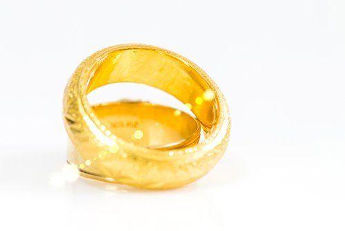anello finto