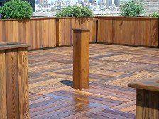 Deck restoration services