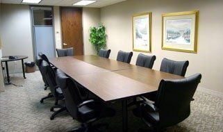 office center| Clayton, MO | Office Options