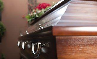 cofano per funerali