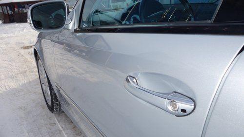 vista laterale carrozzeria auto