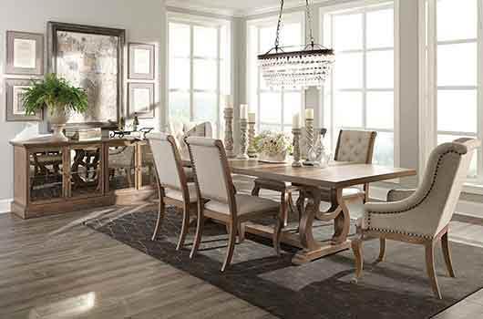 Interior Of Dining Area U2014 Dining Room Furniture In Ontario, CA