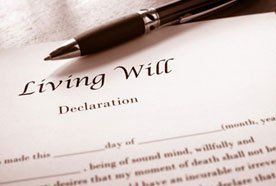 living will sheet