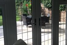 Door glazing solutions