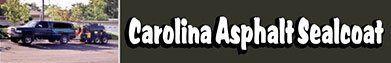 Carolina Asphalt Sealcoat Asheboro, NC