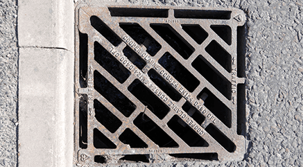 Drains unblocked and repaired