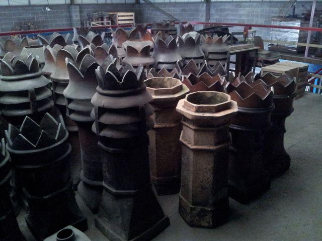 Reclaimed Chimneys In Leeds