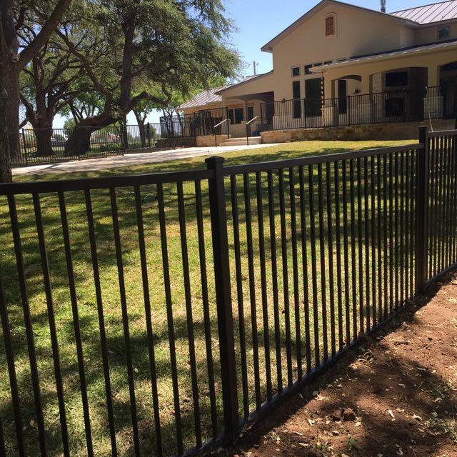 Ornamental Driveway Gates San Angelo, TX | Decorative