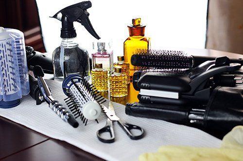 accessori di parrucchieri