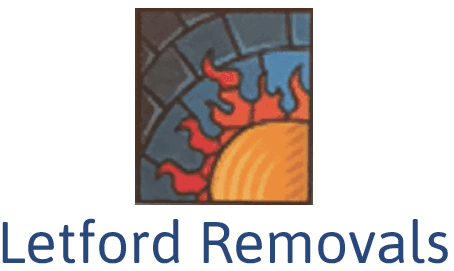 Letford removals and storage logo