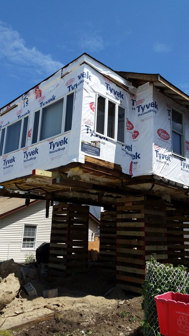 Greenlink Home Inspections Llc Seaford Ny Elevation Certificates