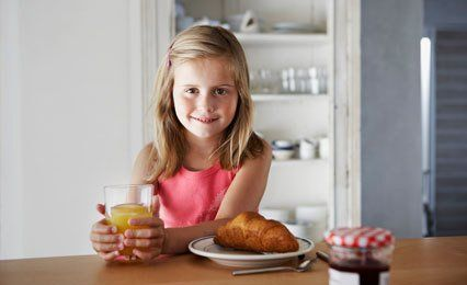 health guidelines for kids