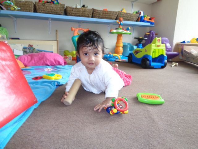 children's activities at our nursery