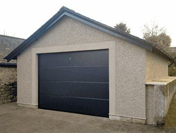 Improve The Look Of Your Home With Professionally Installed Garage Doors From A1 Up And Over