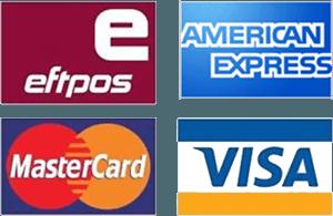 eftpos american express mastercard visa